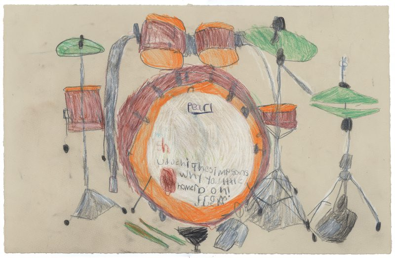 A Drum Kit