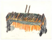 Uduehi Imienwanrin, Xylophone, 2016