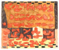 Yoshiko Phillips, Congolese Textile , 2016