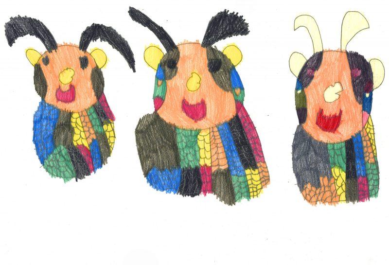 Three Gargoyles
