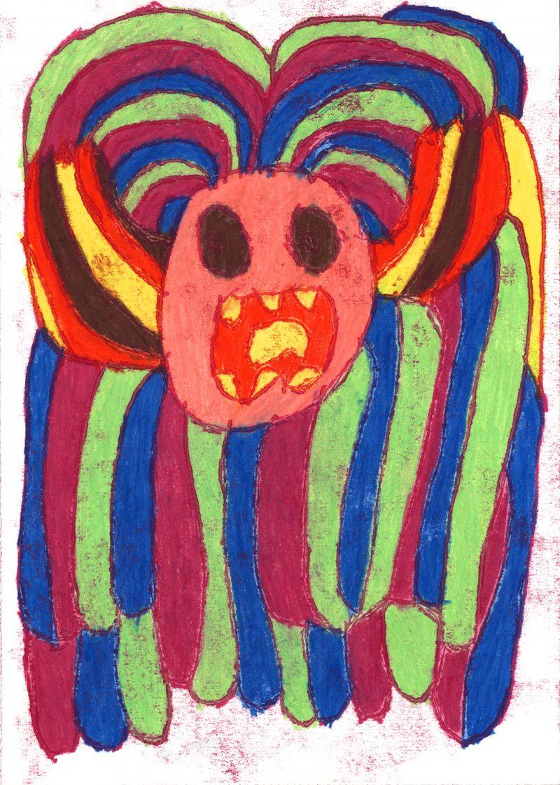 Multicoloured Shout
