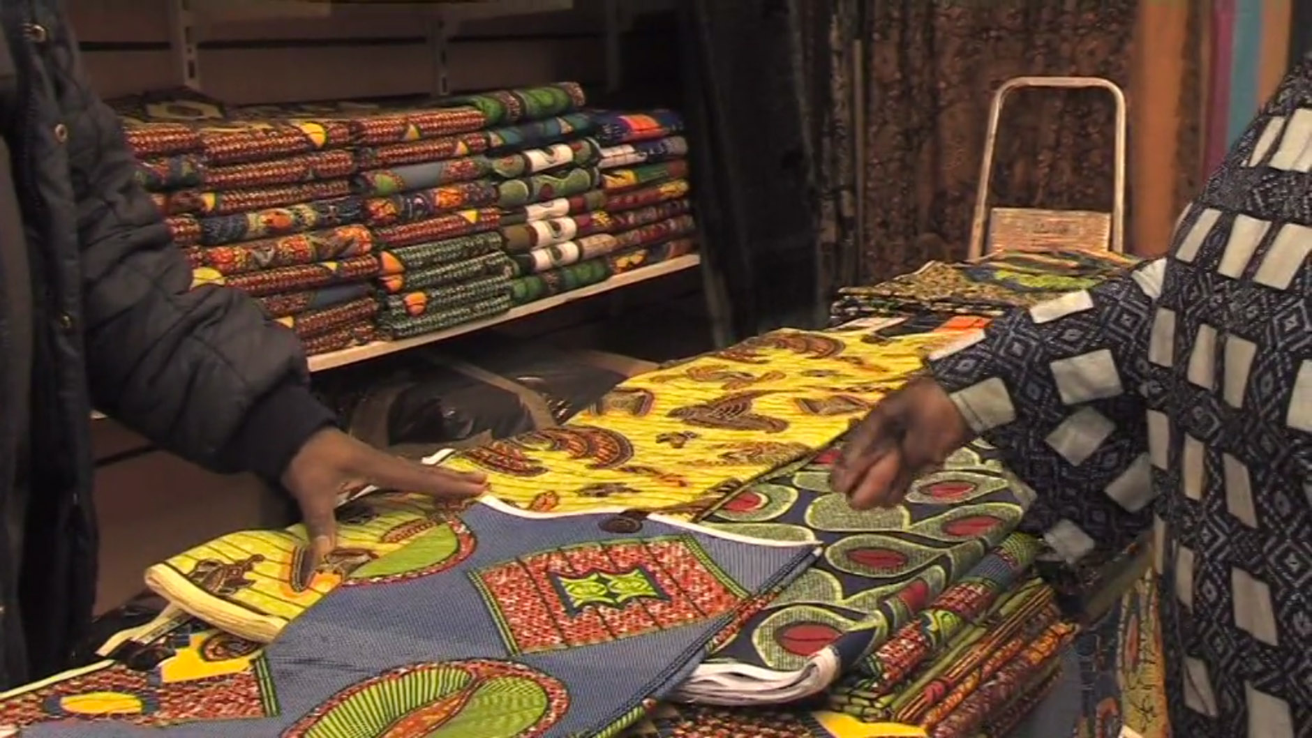 Intoart, Whitechapel Films, Mawuena Kattah