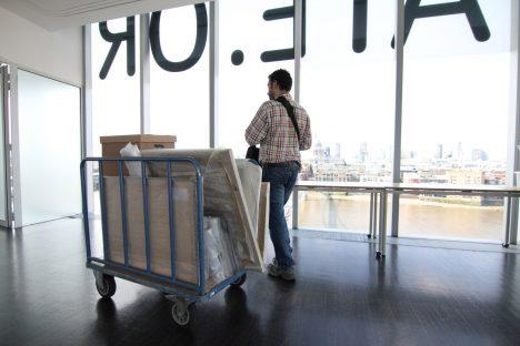 Intoart, Live Archive, Tate Modern