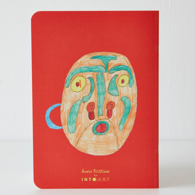 Intoart Shop, Notebook by Andre Williams