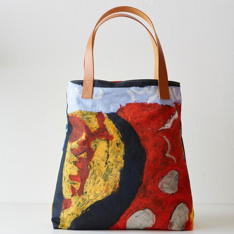 Intoart Shop, Bag by Mawuena Kattah