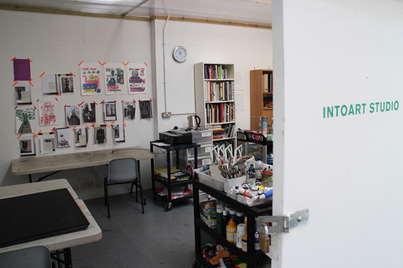 Intoart studio